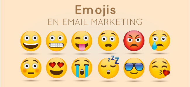 Emojis en Email Marketing