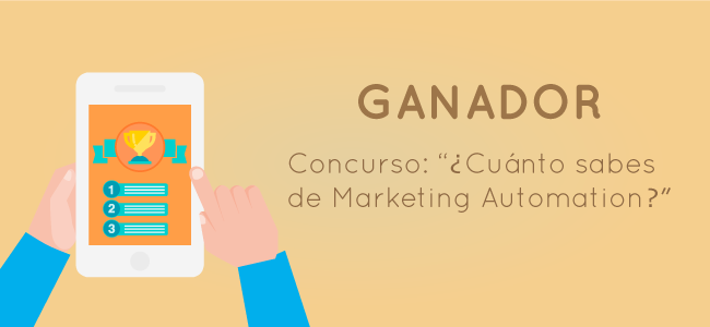 Ganador concurso Marketing Automation