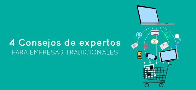 4 CONSEJOS DE EXPERTOS EN ECOMMERCE