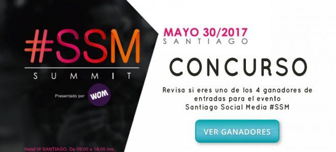 SSM ganadores