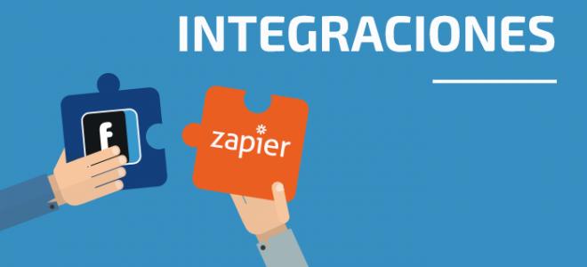 Integraciones Zapier