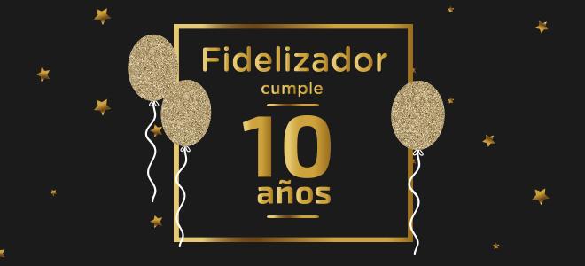 Aniversario Fidelizador
