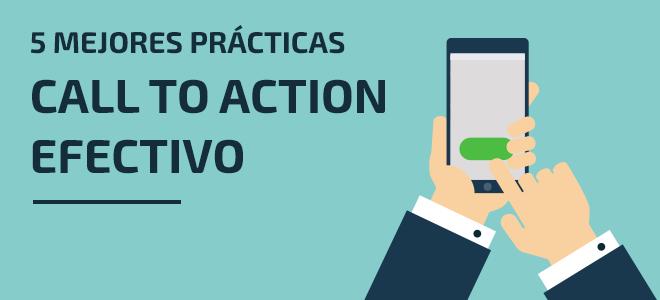 Mejores prácticas Call to Action (CTA)