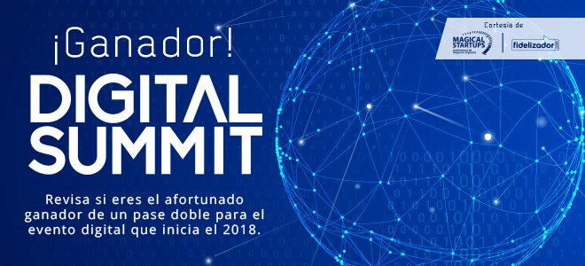 Ganador concurso Digital Summit