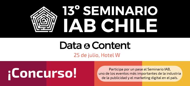 Concurso IAB Chile 2018
