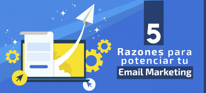 Potenciar email marketing 2019