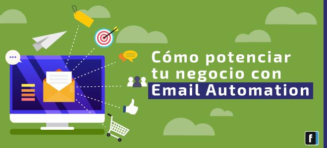 Cómo potenciar tu negocio con email automation