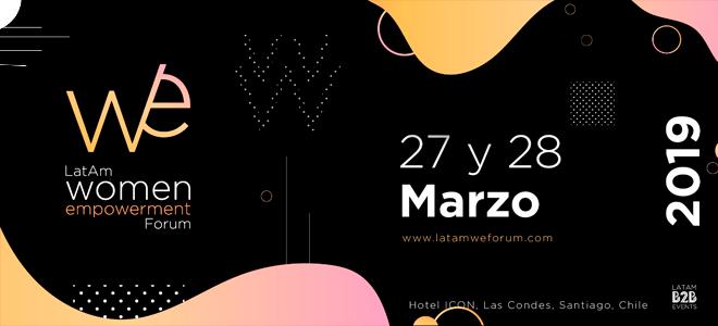 LatAm Women Empowerment Forum 2019