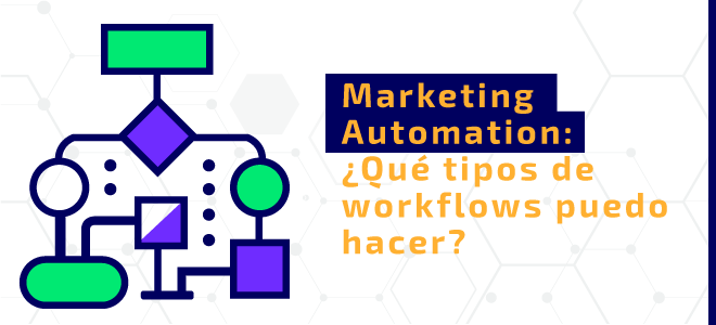 Marketing automation - Tipos de workflows