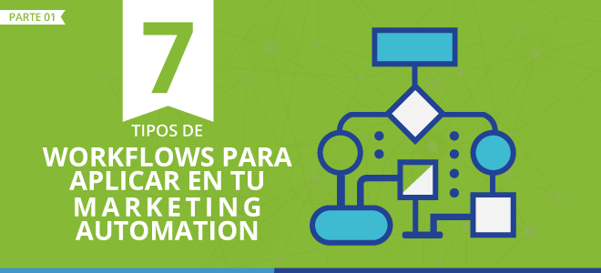 Tipos de workflows para aplicar en tu Marketing Automation