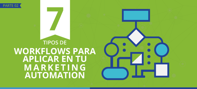 Tipos de Workflow para aplicar en tu Marketing Automation