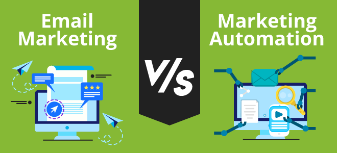 Email Marketing versus Email Automation
