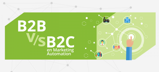B2B vs B2C en Marketing Automation