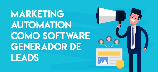 Generar leads con Marketing Automation