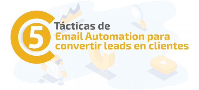 Banner. Tácticas de Email Automation para convertir leads en clientes