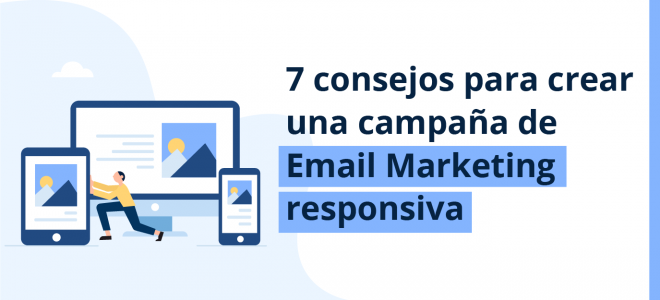 campaña email marketing responsiva