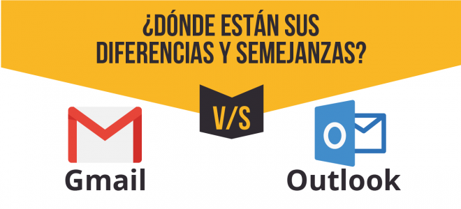 gmail versus outlook