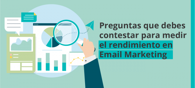 rendimiento email marketing