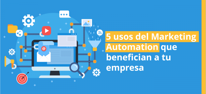 usos marketing automation