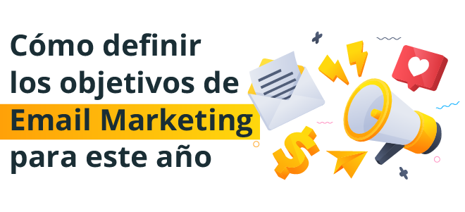 Objetivos Email Marketing