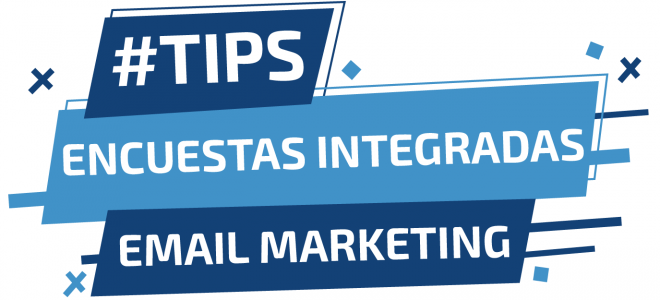 Encuestas integradas a email marketing