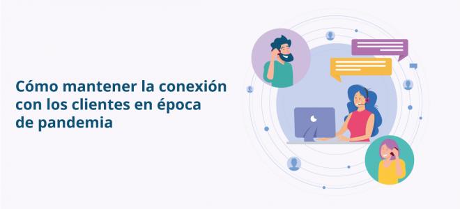 conexión con clientes