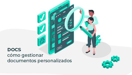 Gestionar Documentos Personalizados