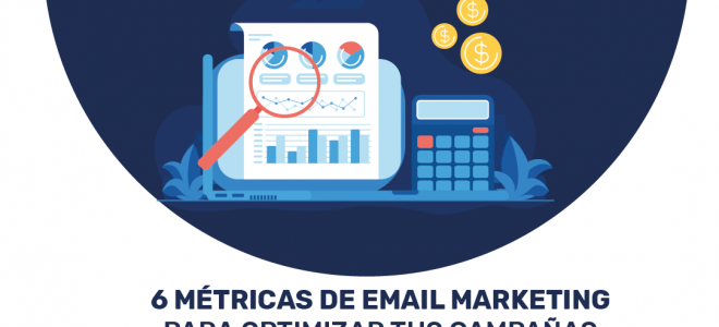 metricas email marketing