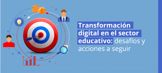 Transformación digital en el sector educativo