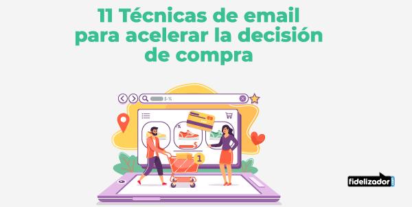 técnicas de email