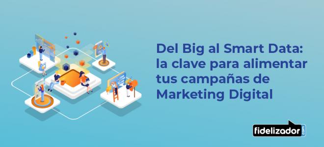 Del Big Data al Smart Data
