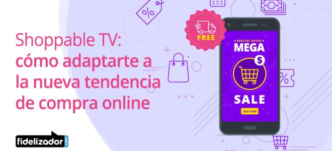 Shoppable TV